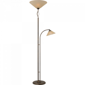 Torcello Vloerlamp 2 Lichts