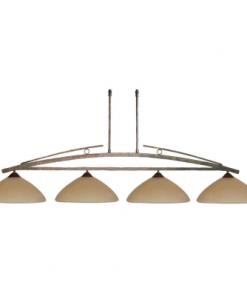 Bolzano Hanglamp 4 Lichts