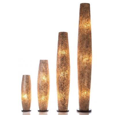 Vloerlamp Wangi Gold Apollo in 4 Maten
