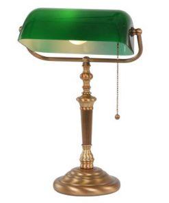 Tafellamp Ancilla 6185BR brons