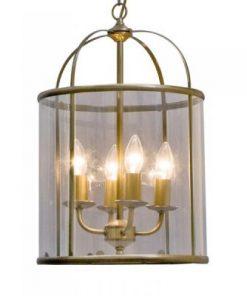 Hanglamp Pimpernel 5972BR brons
