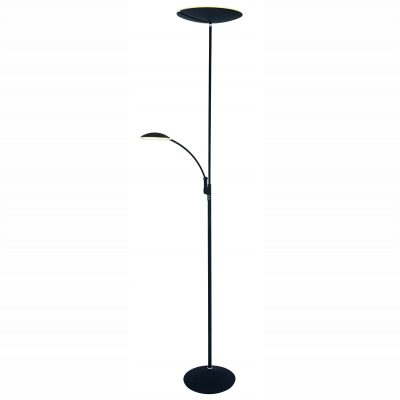Vloerlamp Mexlite LED 7991ZW Zwart