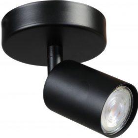 Bounce Masterlight 1 lichts zwart/staal zwart/mat goud of zwart/zwart