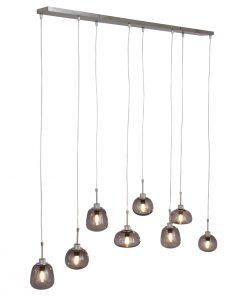 Hanglamp 8-lichts Bollique E14 2484ST