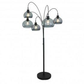 Vloerlamp Lima 9331ZW Zwart