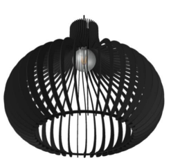 Seattle 60 cm Zwart Blij Design
