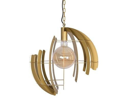 ZTaHL by Dijkos Hanglamp Terra 60 cm Goud